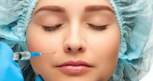 Facial fat transfers increase volume.