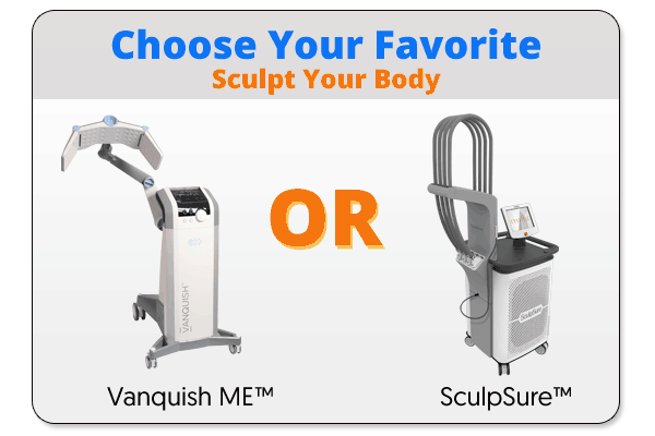Win Free Vanquish or SculpSure treatment in Port St. Lucie Graphic