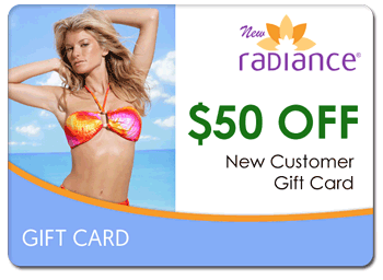 $50 New Radiance St. Lucie Gift Card for New Customers