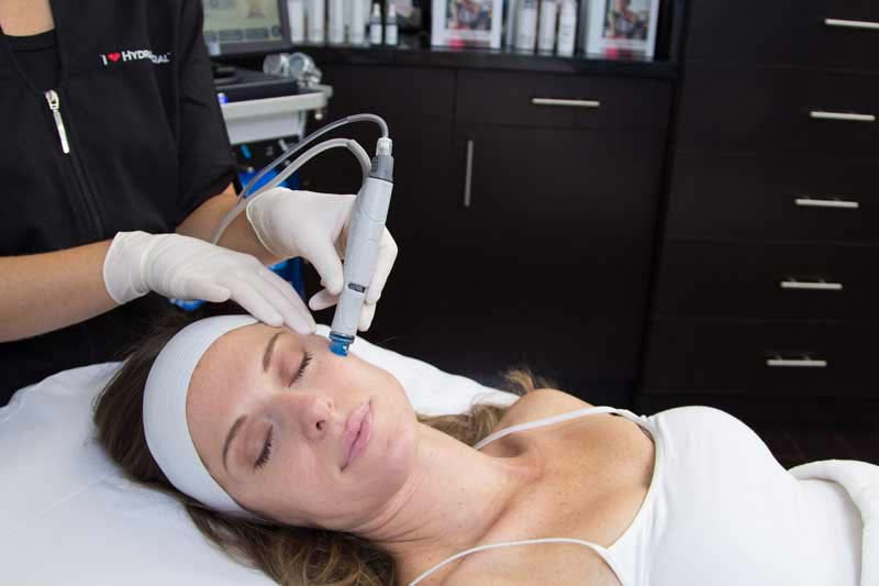 HydraFacial Treatment in St. Lucie