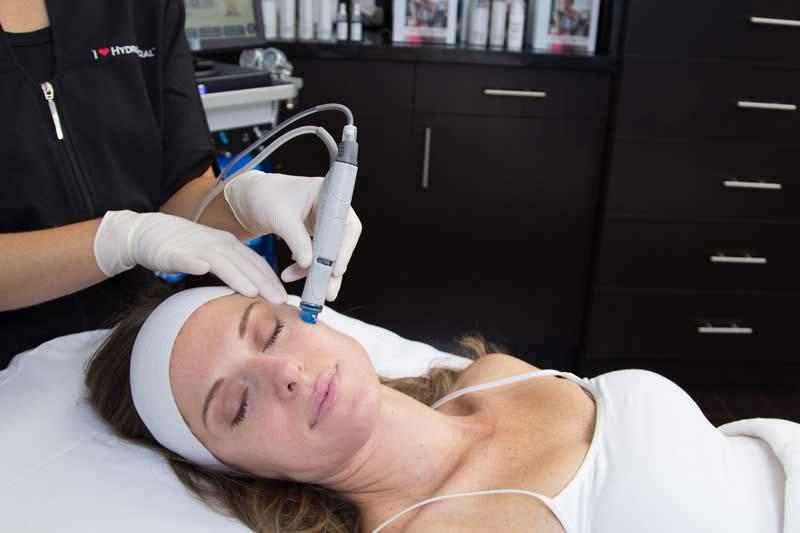 HydraFacial Treatment in St. Lucie