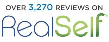 CoolSculpting has over 3,270 reviews on Real Self